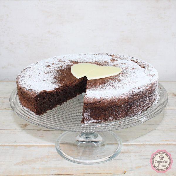 Glutenfreier Schokokuchen - Kuchen/Torten