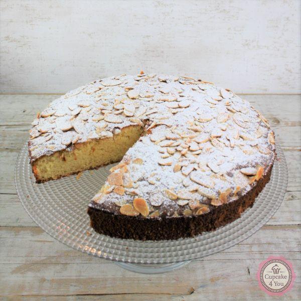 Glutenfreier Mandelkuchen - Kuchen/Torten