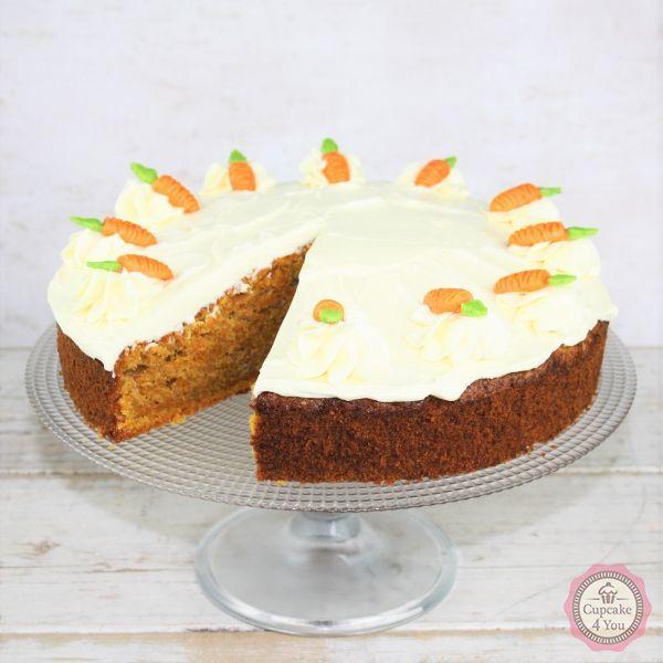 Rüblikuchen - Kuchen/Torten