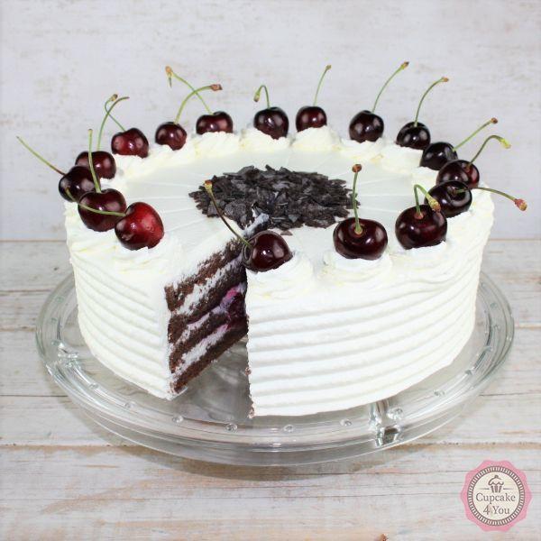 Schwarzwälder Kirschtorte - Kuchen/Torten