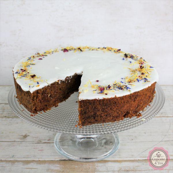 Veganer Karottenkuchen - Kuchen/Torten