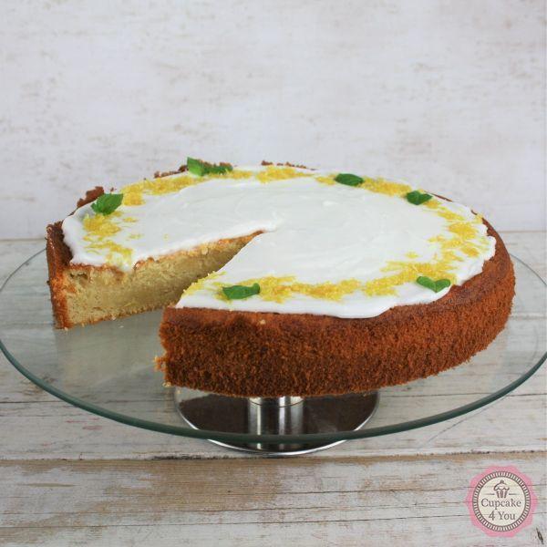 Veganer Zitronenkuchen - Kuchen/Torten