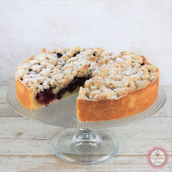 Zwetschgen Streuselkuchen - Kuchen/Torten