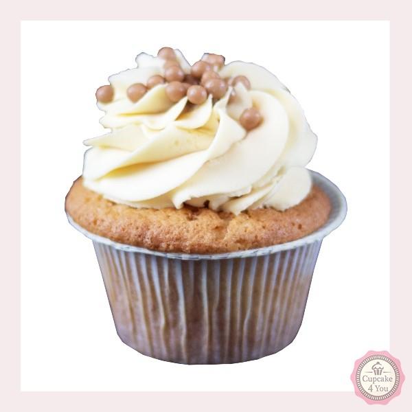 Salted Caramel Cupcake - Cupcakes