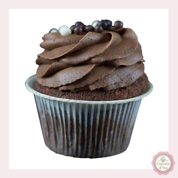 Double Chocolate Cupcake - Cupcakes