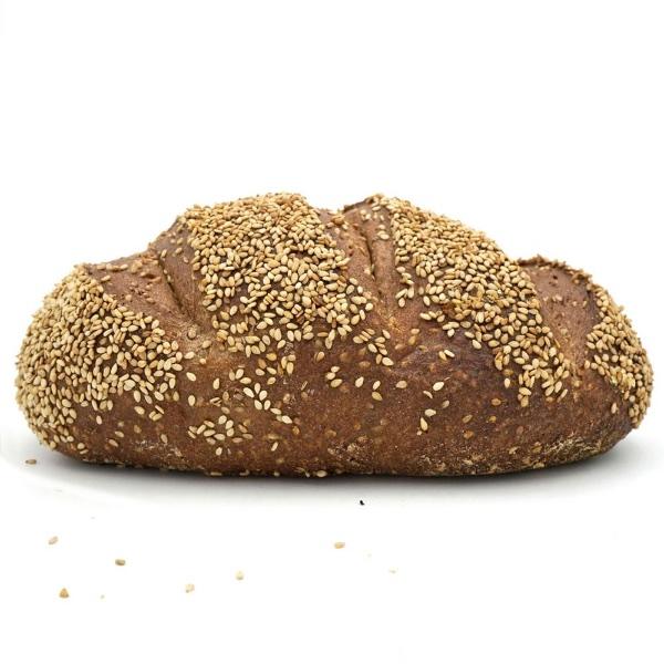 Sesam-Honig Bio-Brot