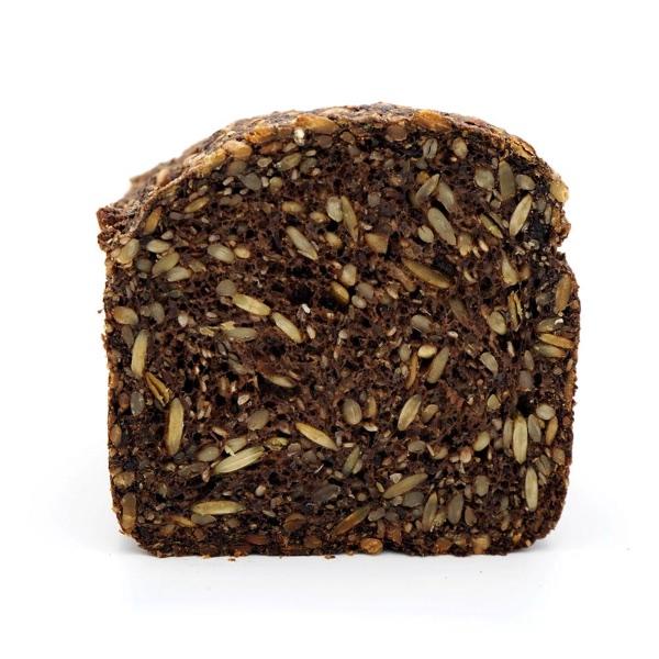 Korn an Korn Bio-Brot