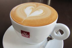 Illy Caffe Cappuccino