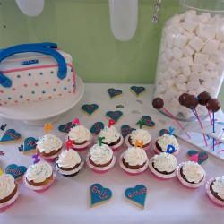 Kindergeburstag Cupcakes