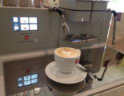 Illy Kaffee Shop München