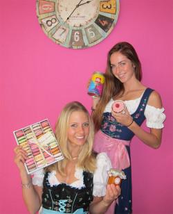Jeanine und Cheyenne @ Cupcake 4 You