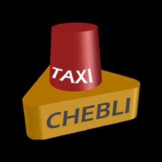 Chebli Taxi logo