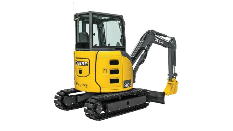 John Deere 30G Compact Excavator