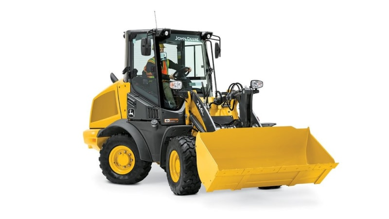 John Deere 244L Compact Wheel Loader