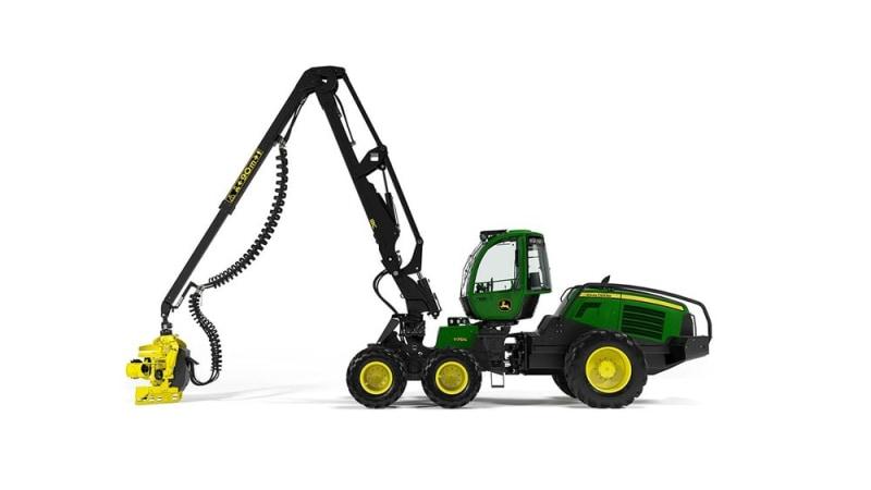 John Deere 1170G Wheeled Harvester