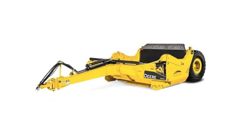 John Deere 2412DE Ejector Scraper