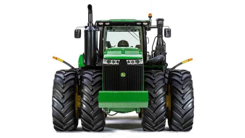 John Deere 9570R Scraper Special Tractor