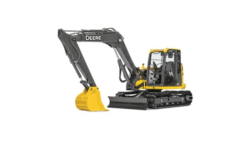 John Deere 85G Mid-Size Excavator