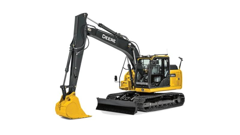 John Deere 130G Mid-Size Excavator