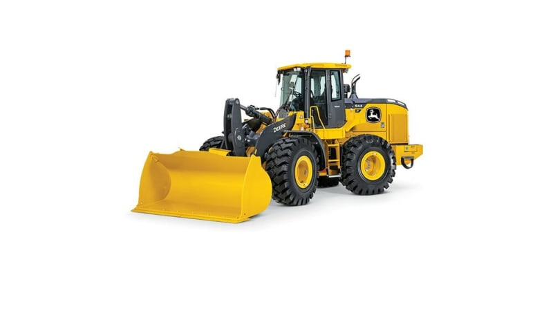 John Deere 644 P-Tier Mid-Size Wheel Loader