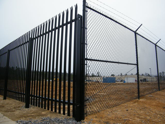 Commercial Fencing and Gates Security Solutions Tuscaloosa Alabama