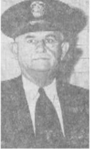 Chief H.D. Billingsley