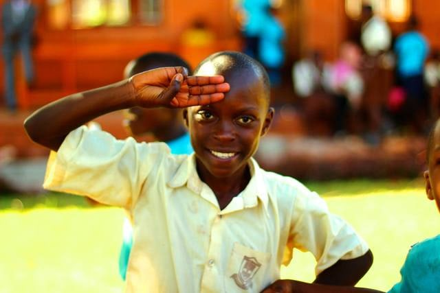 Jesse from Uganda