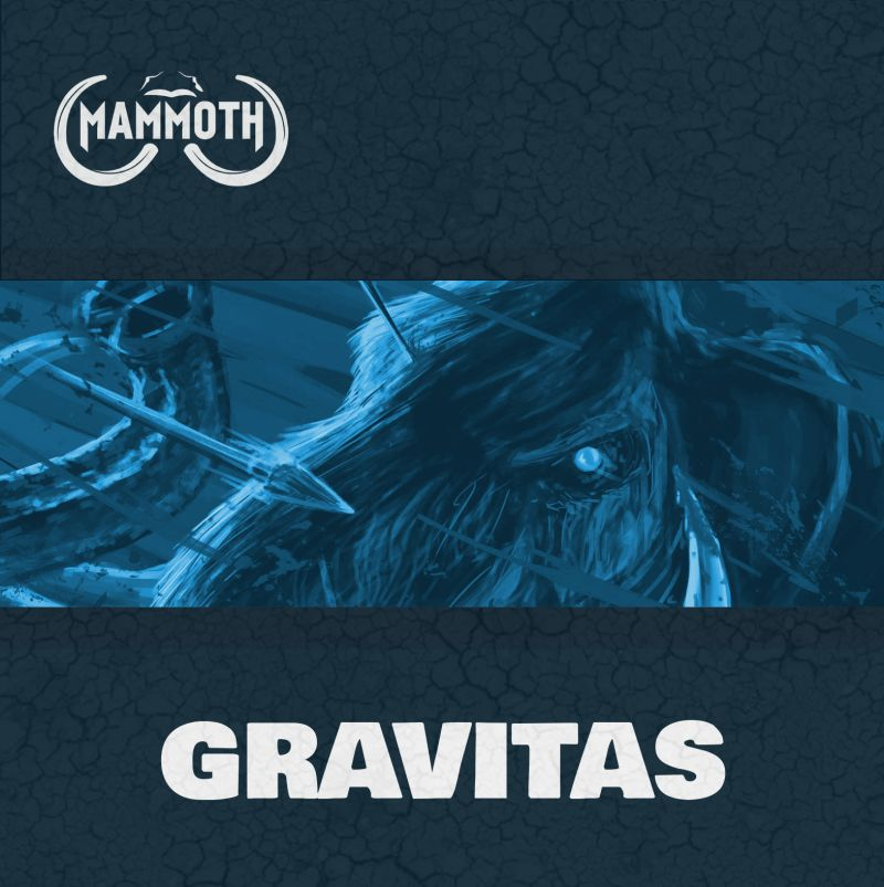 Gravitas EP front cover