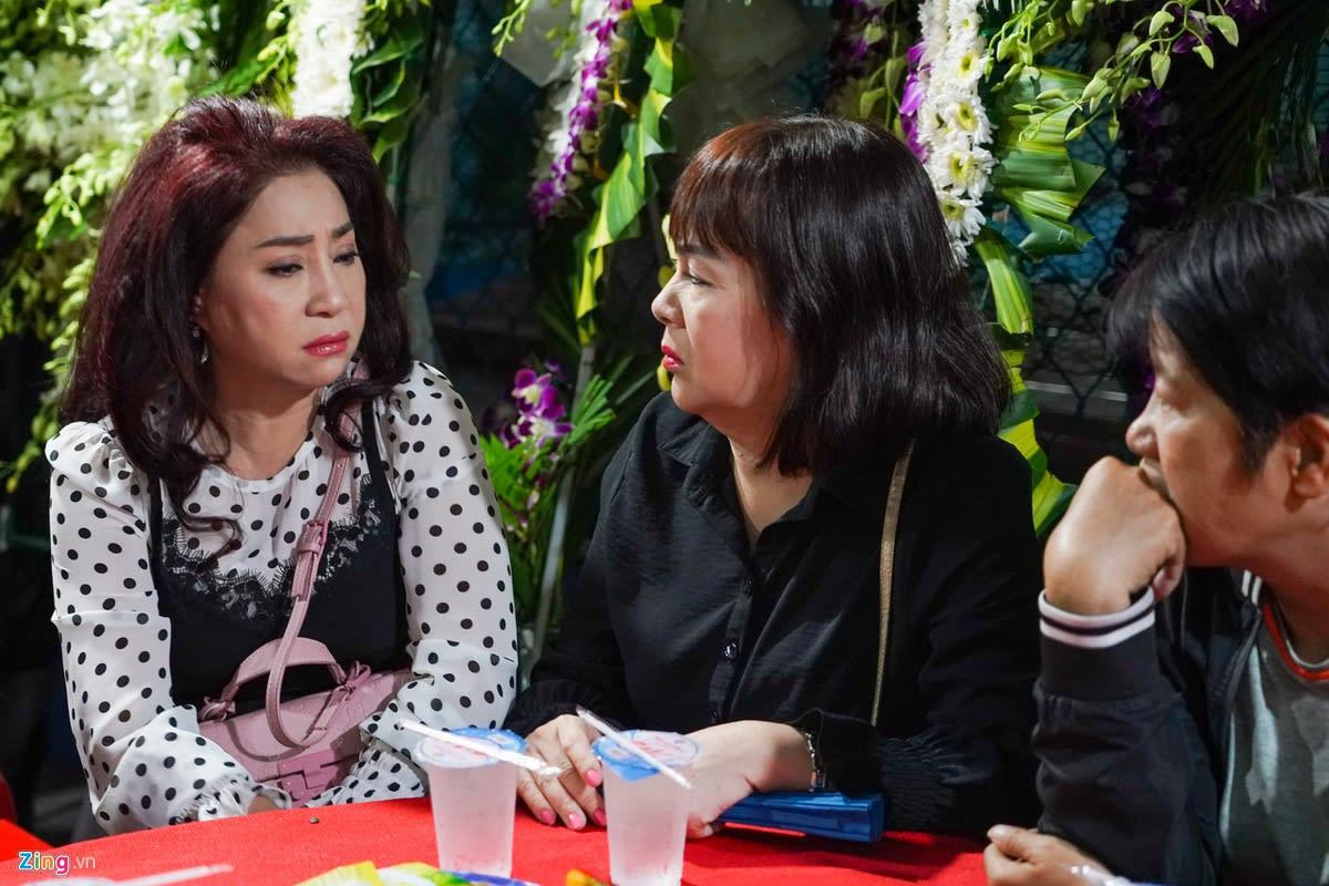 Thoai My, Tan Beo va nhieu nghe si cai luong den vieng NSUT Chieu Hung hinh anh 3