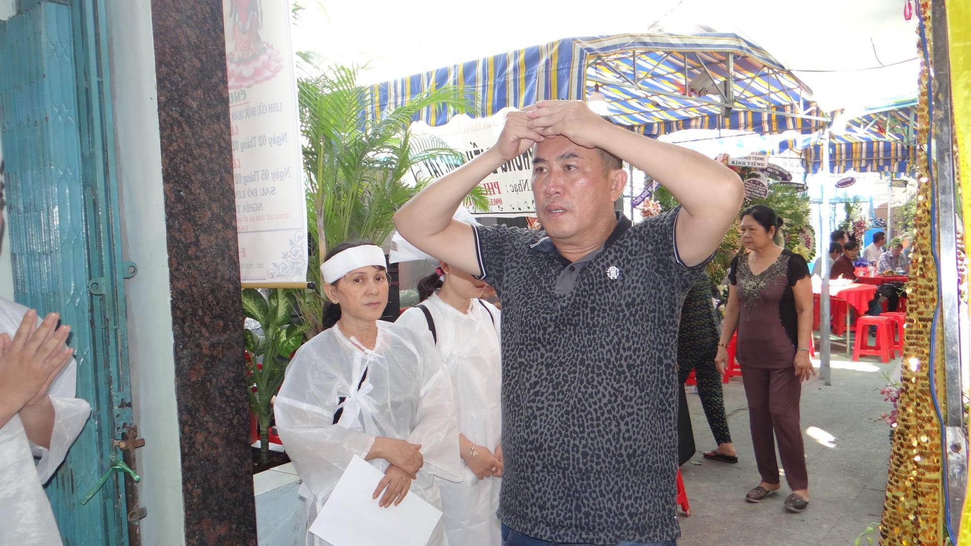 Khán giả ủng hộ 100 triệu đồng an táng NSƯT Chiêu Hùng - Ảnh 14.