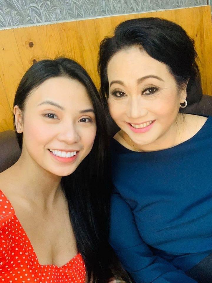 Nghệ sĩ Tú Trinh trở lại với phim truyền hình sau 10 năm - Ảnh 3.