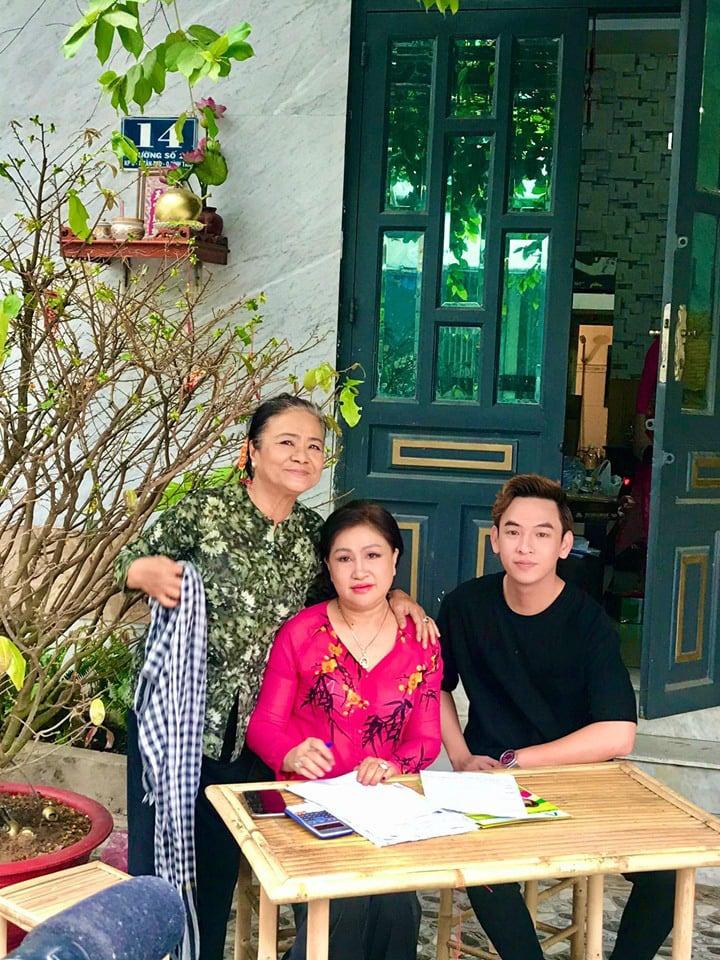Nghệ sĩ Tú Trinh trở lại với phim truyền hình sau 10 năm - Ảnh 4.