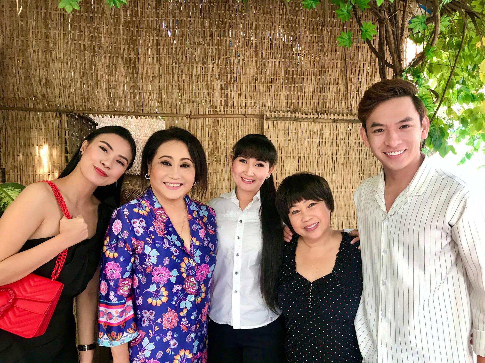 Nghệ sĩ Tú Trinh trở lại với phim truyền hình sau 10 năm - Ảnh 6.
