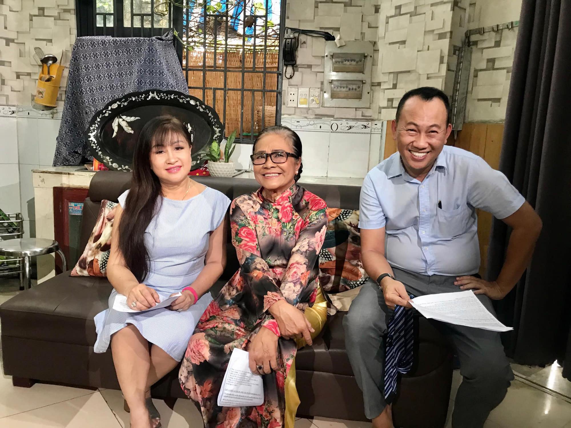 Nghệ sĩ Tú Trinh trở lại với phim truyền hình sau 10 năm - Ảnh 7.