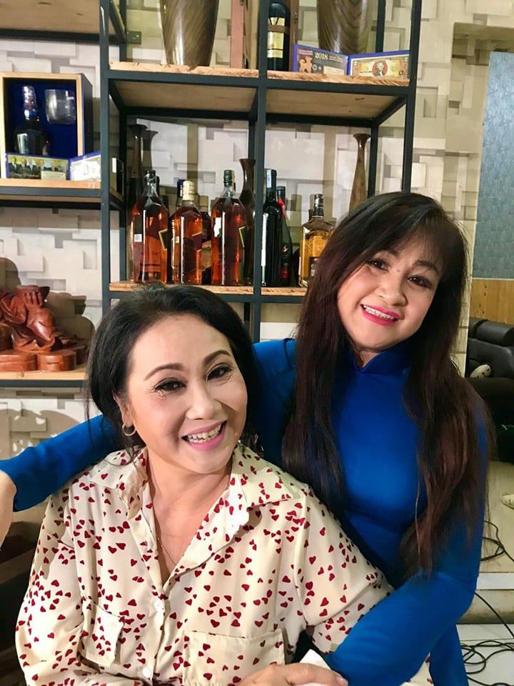 Nghệ sĩ Tú Trinh trở lại với phim truyền hình sau 10 năm - Ảnh 9.