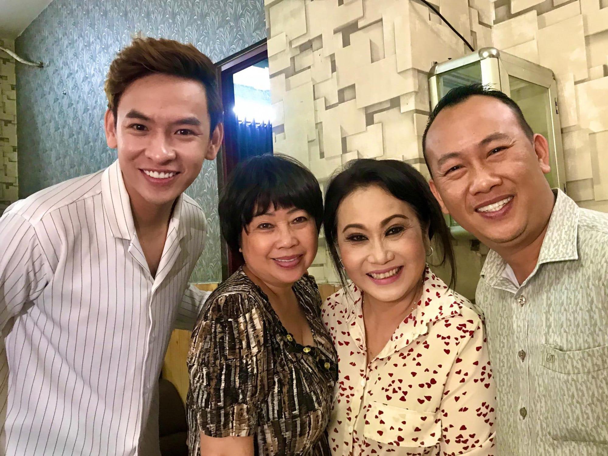 Nghệ sĩ Tú Trinh trở lại với phim truyền hình sau 10 năm - Ảnh 10.