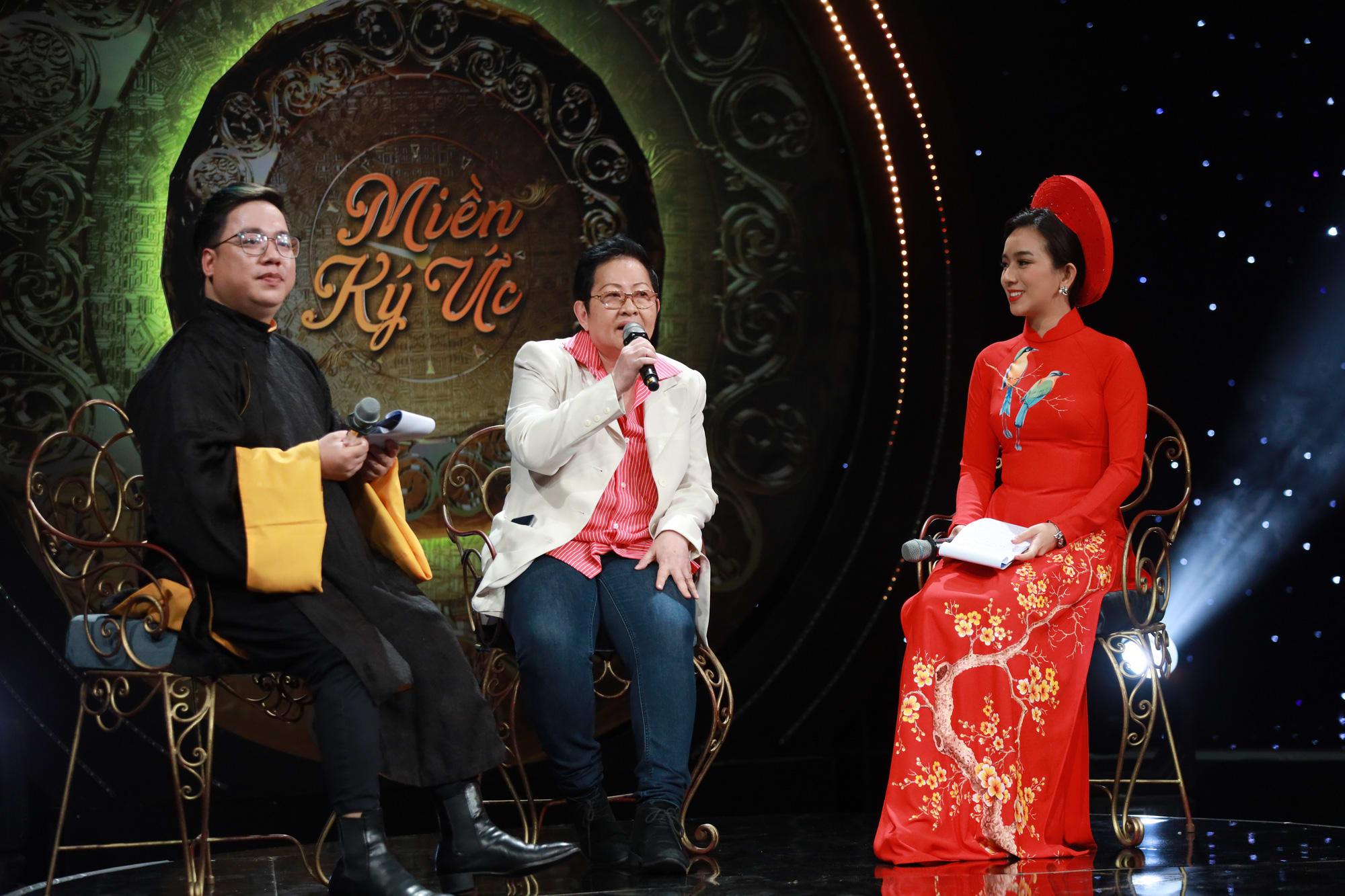 NSƯT Tú Sương, đạo diễn Hoa Hạ tạo dấu ấn qua Miền ký ức - Ảnh 2.