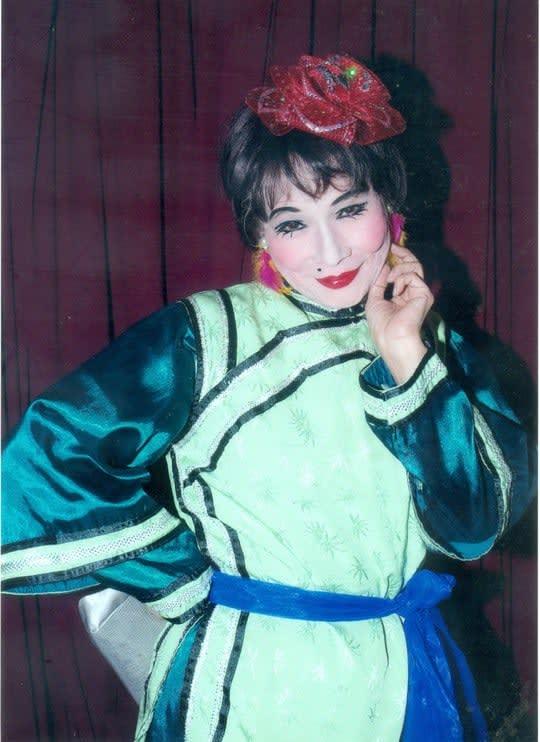 Nghệ sĩ Bo Bo Hoàng
