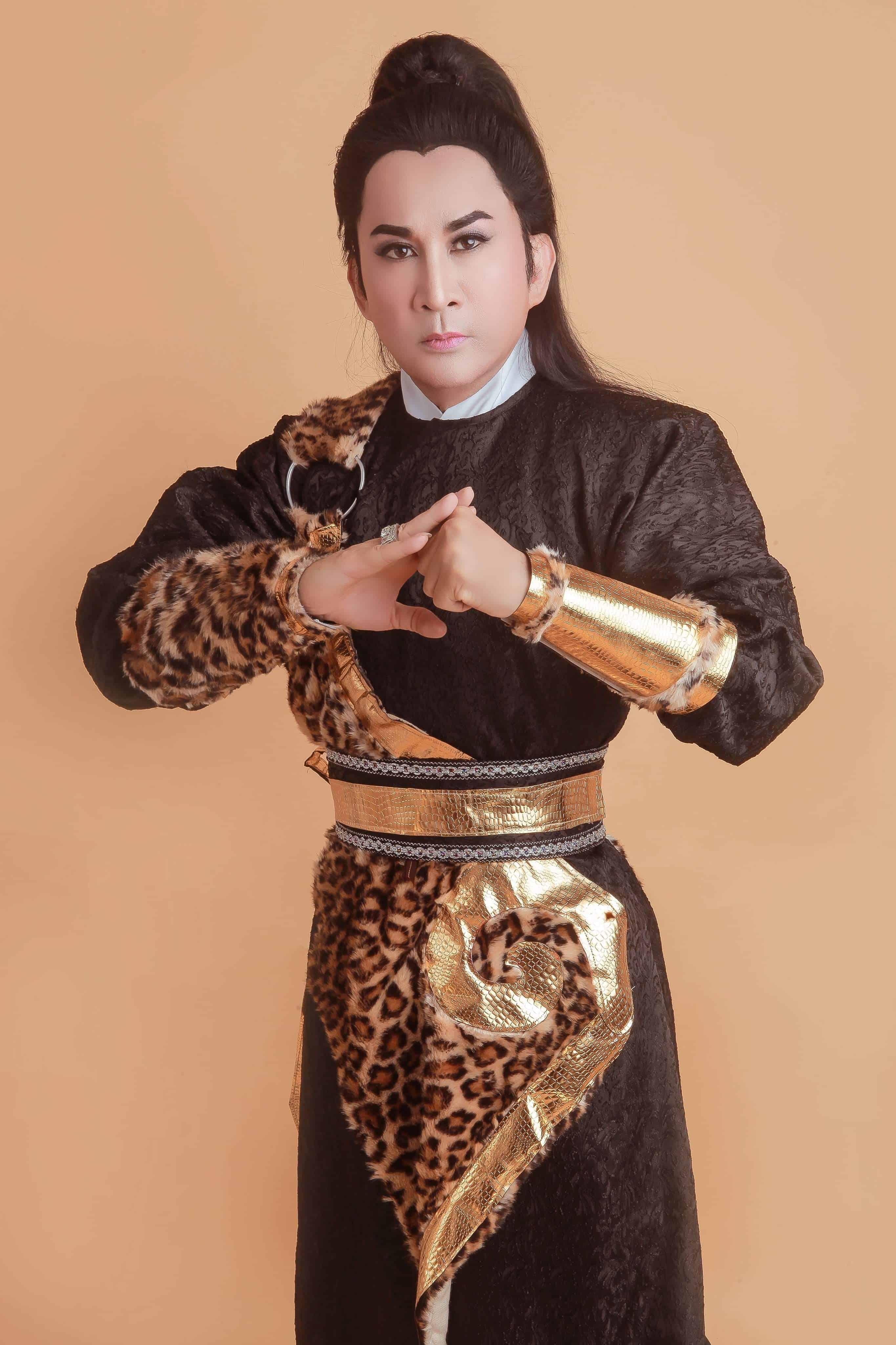 Kim Tử Long là nghệ sĩ được nhiều người yêu mến.