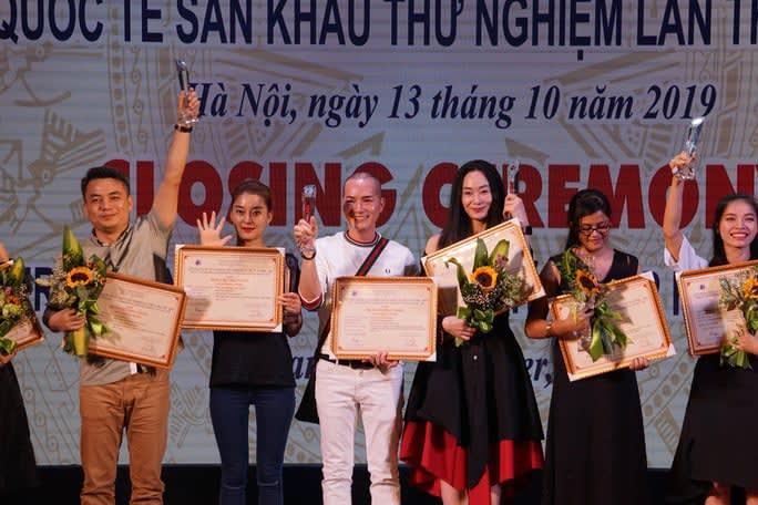 NSƯT Lê Trung Thảo đoạt HCV Liên hoan quốc tế Sân khấu thử nghiệm - Ảnh 1.