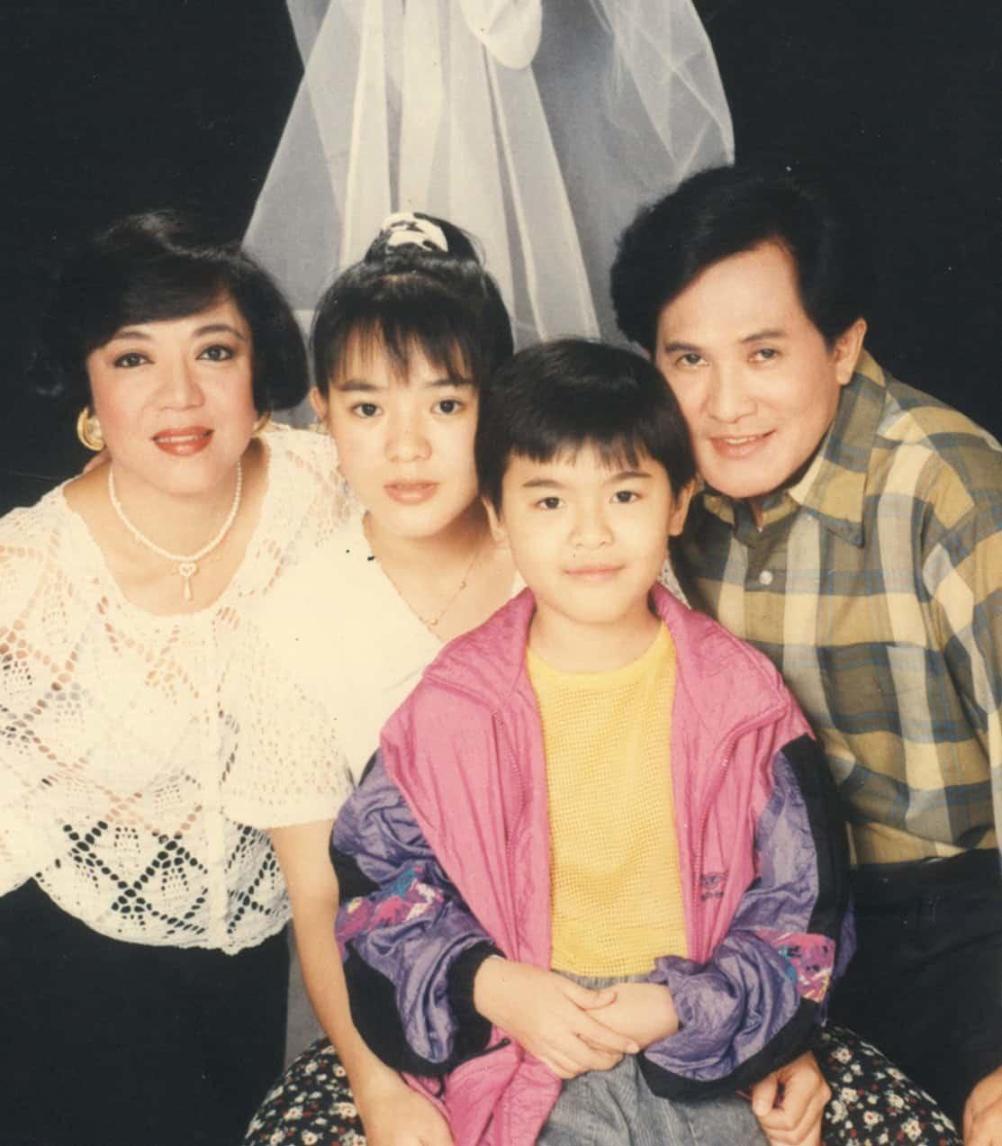 Gia đình NS Hoài Thanh - Đỗ Quyên