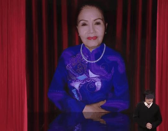 MC Thanh Bạch bật khóc nói về những ngày cuối đời của 'sầu nữ' Út Bạch Lan - ảnh 4