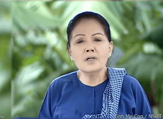MC Thanh Bạch bật khóc nói về những ngày cuối đời của 'sầu nữ' Út Bạch Lan - ảnh 2