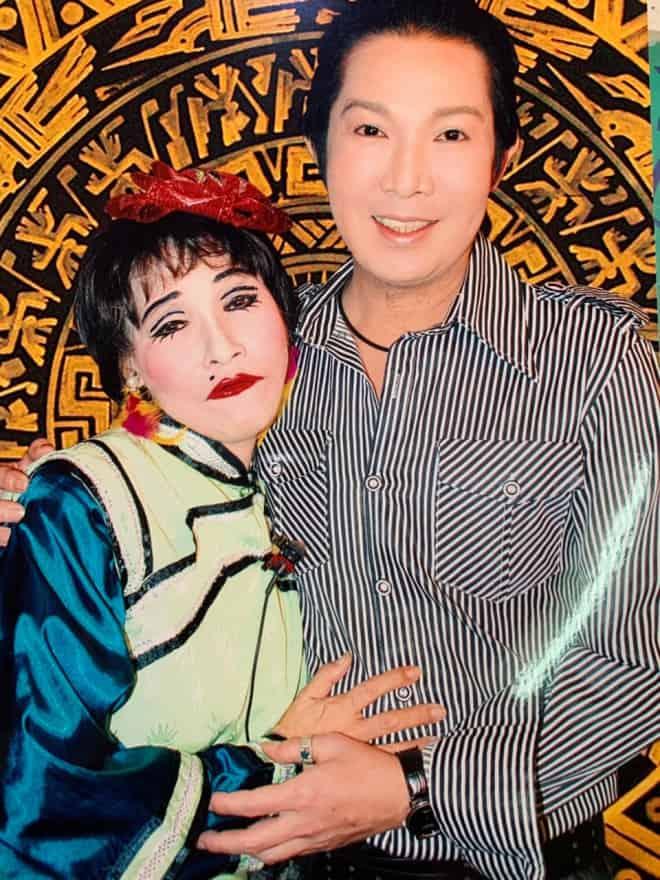 Bo Bo Hoàng hóa thân xuất sắc vào vai hài