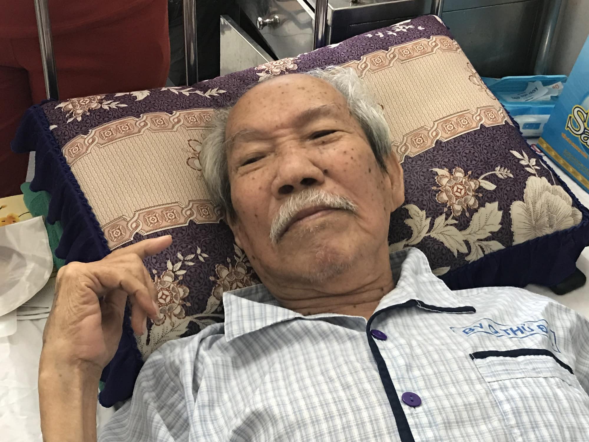 Soạn giả Nguyên Thảo qua đời vì ung thư, hưởng thọ 78 tuổi - Ảnh 1.