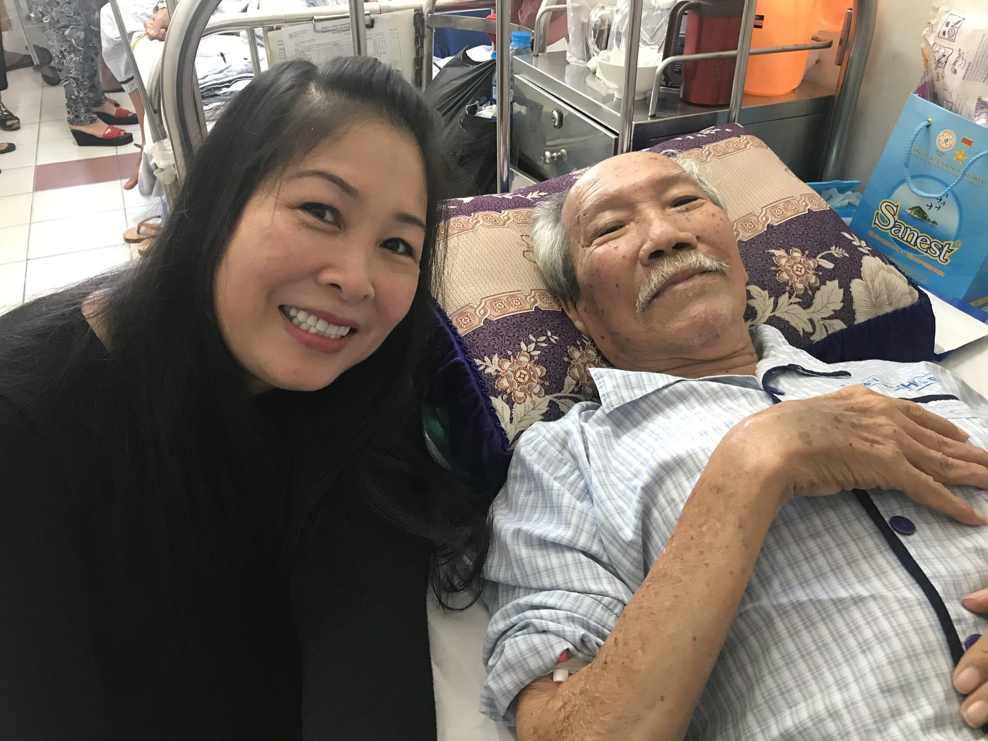 Soạn giả Nguyên Thảo qua đời vì ung thư, hưởng thọ 78 tuổi - Ảnh 2.