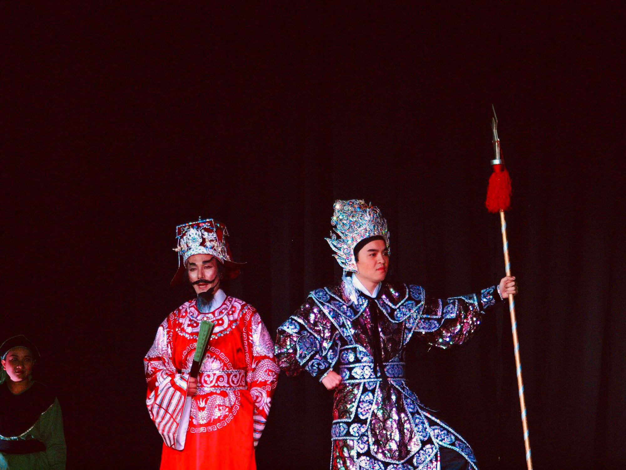 NS Hoài Thanh, Đỗ Quyên xúc động khi con trai nối nghiệp sau thời gian làm ca sĩ - Ảnh 3.