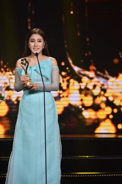 Nghệ sĩ đoạt Giải Mai Vàng bày tỏ: Hạnh phúc dâng trào - Ảnh 2.