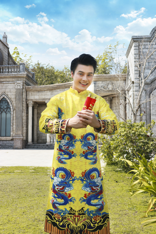 Thoại Mỹ, Võ Minh Lâm vui xuân không quạo - Ảnh 5.