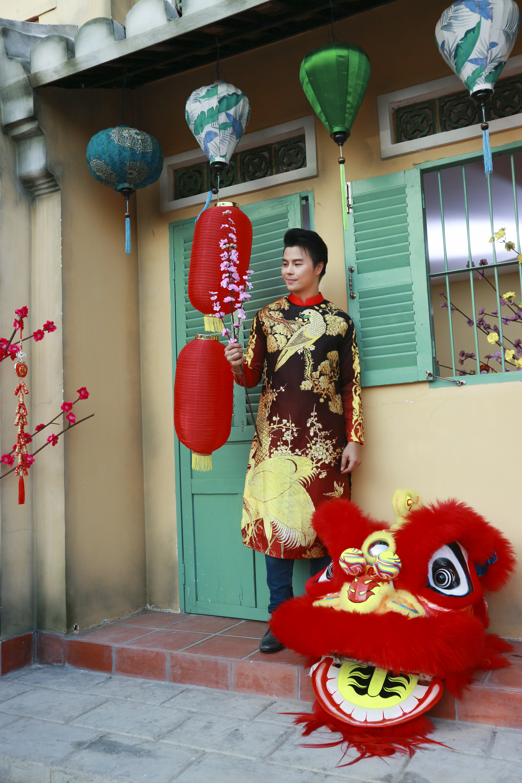 Thoại Mỹ, Võ Minh Lâm vui xuân không quạo - Ảnh 8.